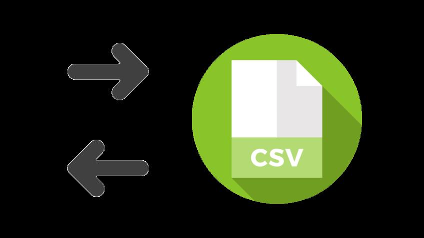 CSVデータ変換